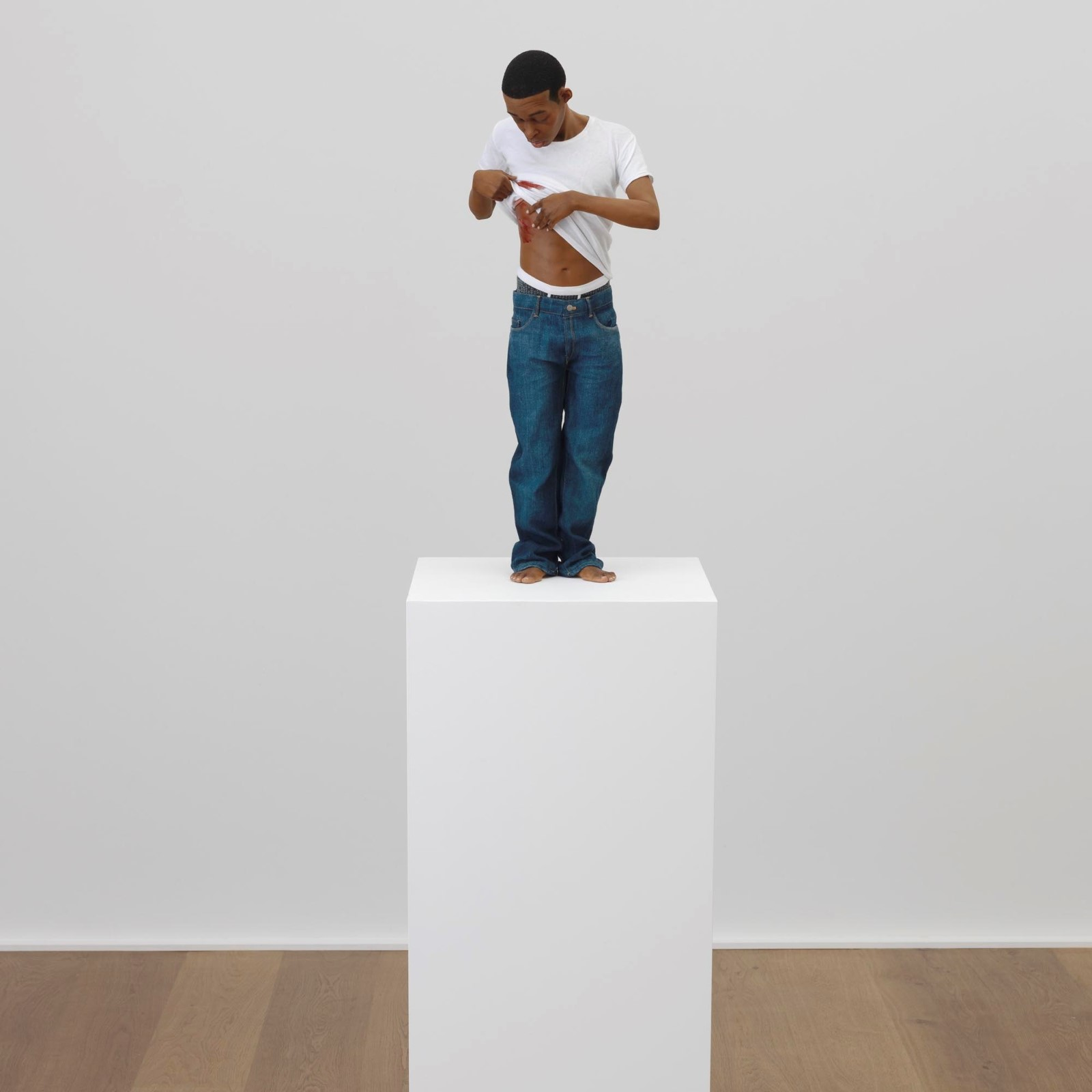 Essay on ron mueck
