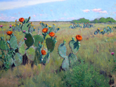 Allures of the Wild Horse Desert: Noe Perez and the Colors of South Texas