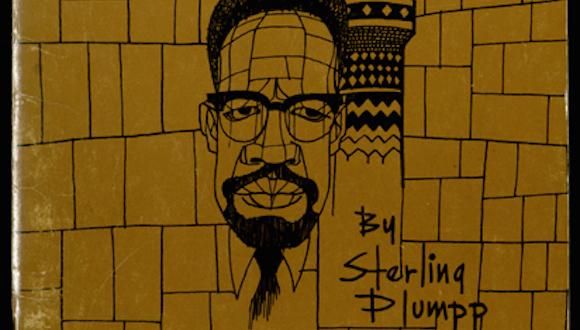 Half Black, Half Blacker by Sterling Plumpp (Zine Fest Houston Records)