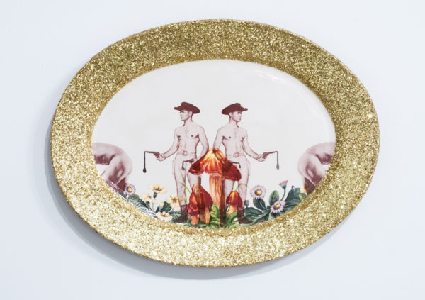 Double Drips Platter