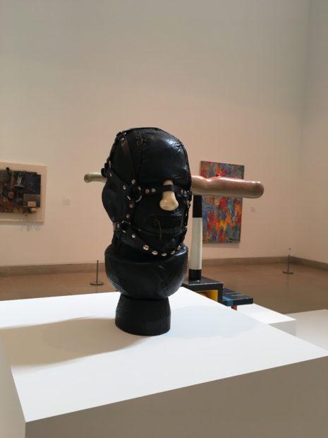 Nancy Grossman, Untitled (Head), 1968