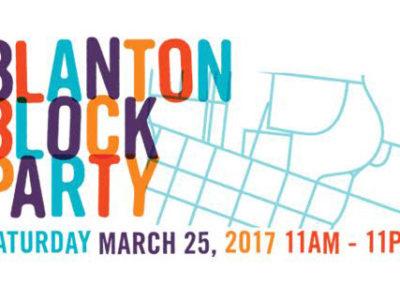 Blanton Block Party