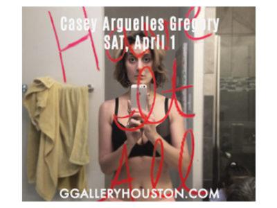 Casey Arguelles Gregory