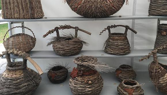Baskets by Samuel Yao