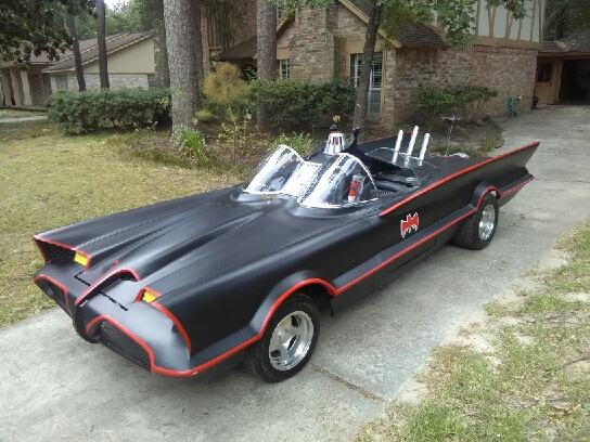 """Bat Car"" by John Salazar"