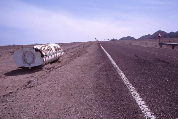 Rehab El Sadek, Container, Sinai, 2003