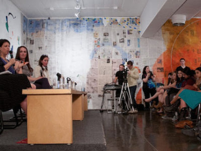 Conversation with Curators Risa Puleo & Jeffreen Hayes