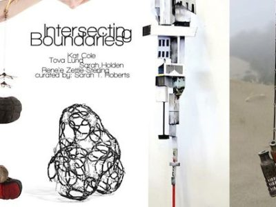 Intersecting Boundaries: artworks that explore the overlap of body adornment, sculpture and performance