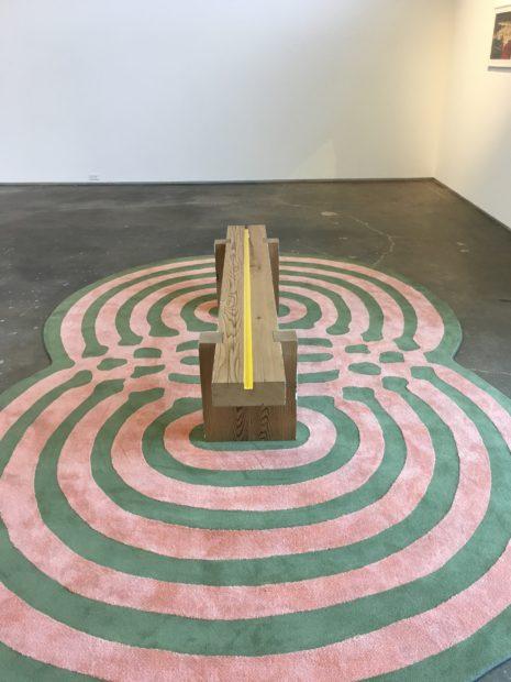 Cameron Schoepp, Bench/Place, 2014