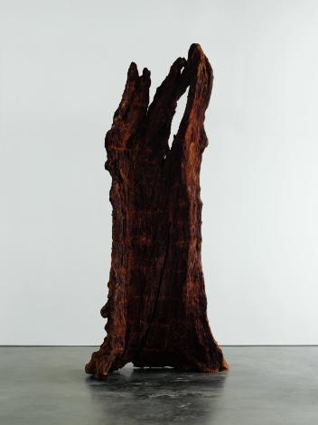Ai Weiwei, Iron Tree Trunk, 2015. Artwork © Ai Weiwei Studio. Courtesy Lisson Gallery. Photograph by Jack Hems.