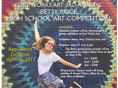 Betsy Price High School Art Competition