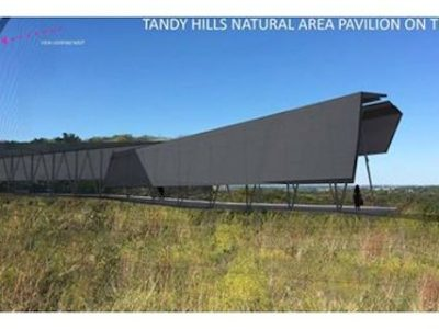 Tandy Hills Pavilion Competition