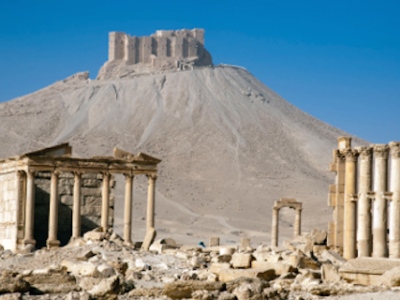 Erasing Mankind's Heritage: The Monuments of Palmyra and their Devastation by ISIS by Dr. Clemens Reichel