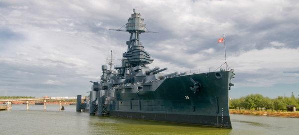 Battleship Texas