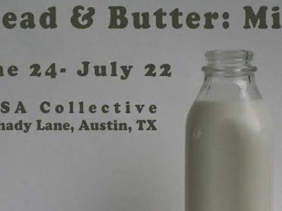Bread & Butter: Milk