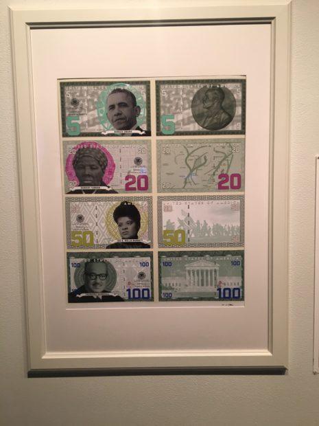 Phillip Pyle II, New Money, 2017