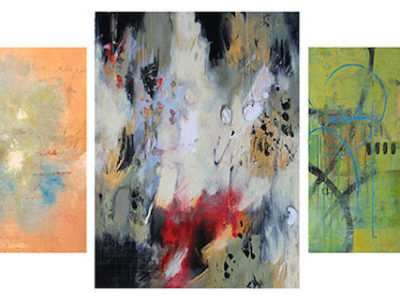 Recollective: Paintings by Fannie Brito, Diane Walker-Gladney and Teri Muse