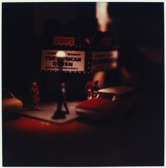 David Levinthal (b. 1949) Untitled, 1983–85 From the series Modern Romance Polaroid SX-70