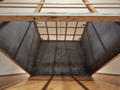 Daniela Rivera, 2016 Grantee | Tilted Heritage, Inside View