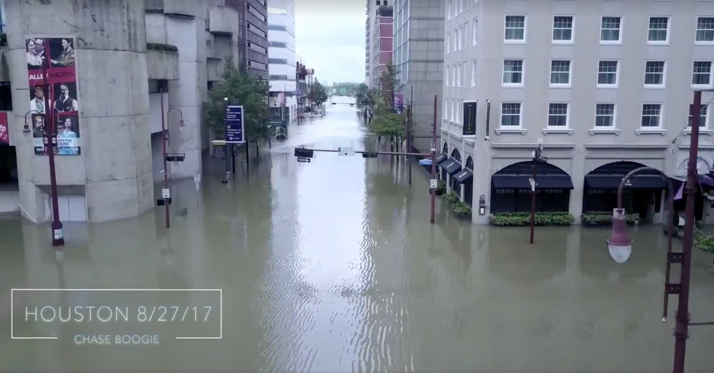 City Center Houston Flooding
