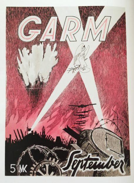 Garm Cover 1943