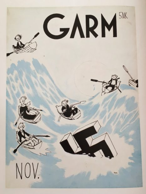 Garm Cover 1944