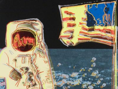 Andy Warhol: Screen Prints & Snapshots