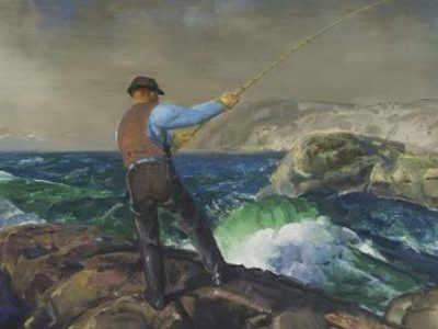 Wild Spaces, Open Seasons: Hunting and Fishing in American Art