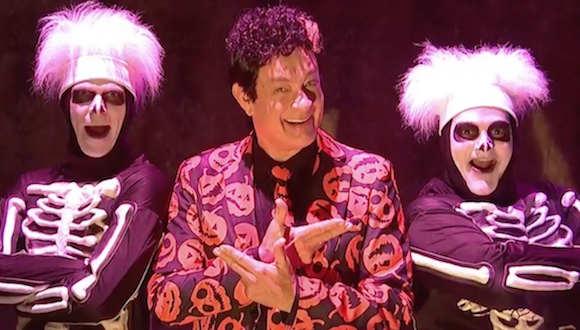 Why You Need to Know About David S. Pumpkins