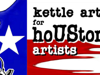 Kettle Art for Houston Artists