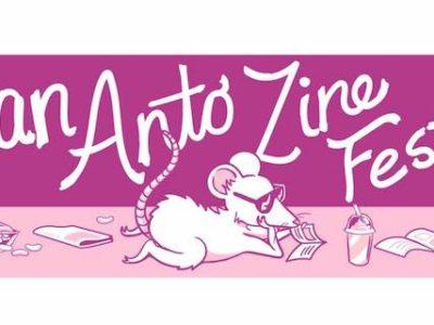San Anto Zine Fest 2017