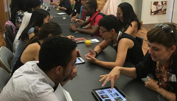 Immigrant Artist Mentoring Program Expansion
