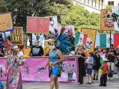 Mexic-Arte Musem's Viva la Vida