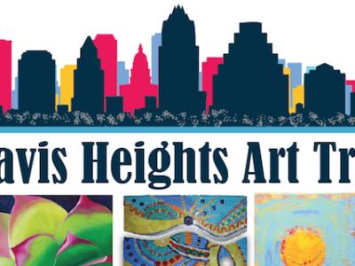 Travis Heights Art Trail.