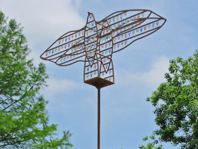5th Biennial Richard and Pam Salmon Sculpture Competition