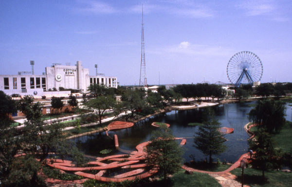 The Lagoon in 1985