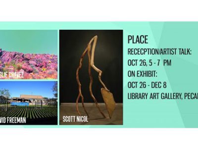 Pecan Library Gallery