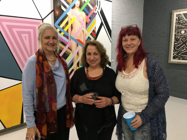 Sherry Owens, Sharon Kopriva, Kelly Alison