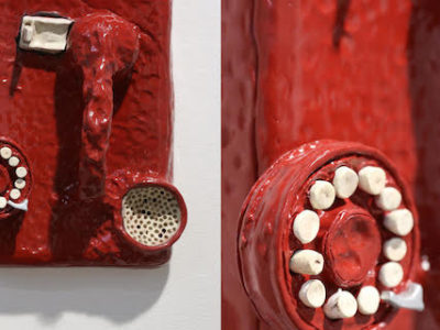 Clay on the Wall: National Juried Exhibition