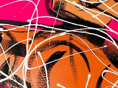 A.J. Rodriguez: Colores e Imágenes; Arena y Sangre