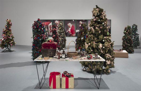 Paul McCarthy's installation and performance Tokyo Santa