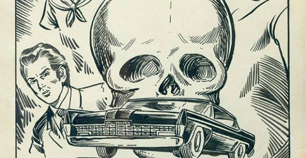 Between Love and Madness: Mexican Comic Art from the 1970s