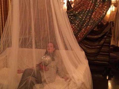 Elana Langer: Emotional Aid Kit / Soul Revival Tent