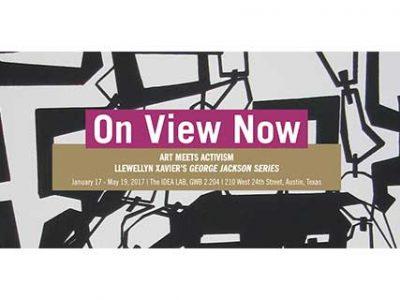 Art Meets Actvisim: Llewellyn Xavier's George Jackson Series