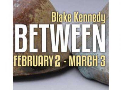 Between: Works by Blake Kennedy