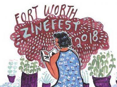Fort Worth Zine Fest 2k18