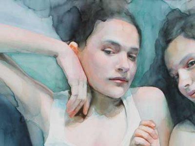 Modern Frescoes: Ali Cavanaugh