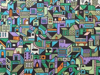 Nate Otto: Imagined Cities