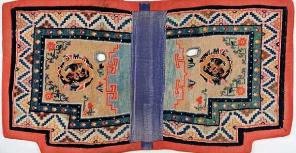 Tibetan Tsakli and Saddle Blankets