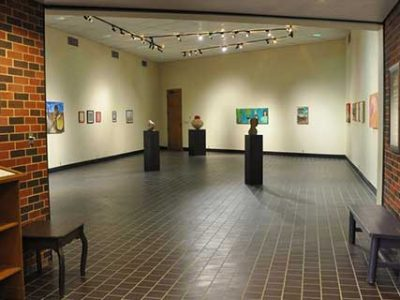Hardin-Simmons University Frost Center for the Visual Arts Ira M. Taylor Memorial Gallery